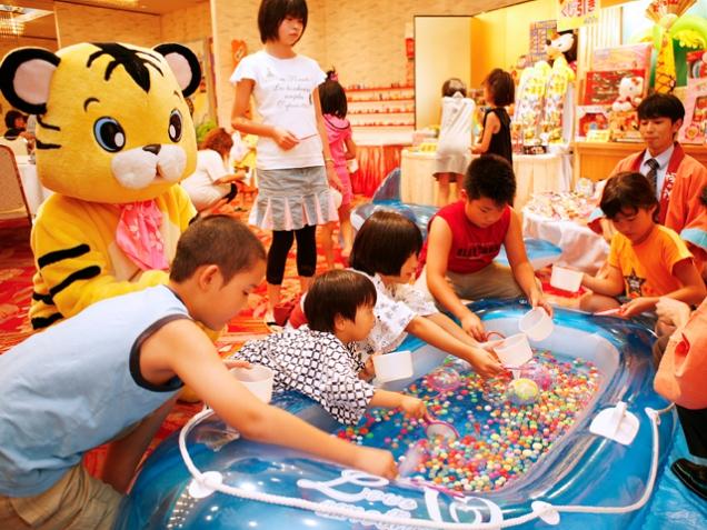 家族で遊ぼう♪「お祭り広場」