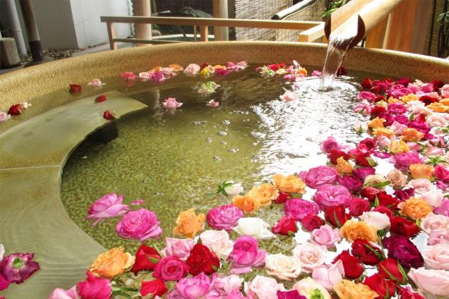 【9月7日限定】 1日3室★ラストサマープラン~人気の華風呂と旬の味覚を満喫、遅めの夏休み