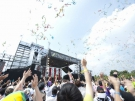 夏の暑いイベントMONSTER baSH !!