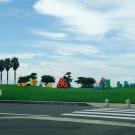 香川県観光情報「一の宮公園・一宮海岸海水浴場」