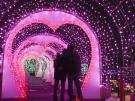 国営讃岐まんのう公園で2人のバレンタインデー