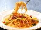 初夏の彩り野菜パスタにチキン煮込みっ♪じゃがいもスープにペンネグラタンッ~♪♪