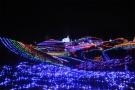 【1/3 最終日】冬のまんのう公園を飾る55万球の輝き。