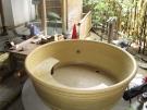 ただいま 女性露天風呂 工事中です