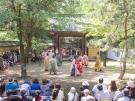 【金刀比羅宮】奉納蹴鞠~1400年伝統の華麗な技を披露!