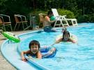 暑い夏はプールで大はしゃぎ♪  ※明日7/21空室あります