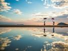 ウユニ塩湖のような絶景「父母ヶ浜」