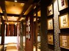 歌舞伎をイメージしたレストラン「展望レストランゐきり」