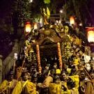 10月10日(水)は、盛大な例大祭!!