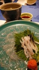 ふぐが美味しい季節! 「淡路島3年とらふぐ」会席プラン登場♪