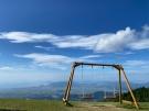 """標高920mに""""天空のブランコ""""誕生!「雲辺寺山頂公園」"""