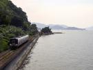 【香川】JR予讃線・車窓の風景が大きな話題に!