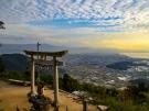 天空の鳥居【高屋神社】 ※卒業旅行におすすめ