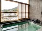 【初音プレミアム】お部屋の露天風呂で温泉を満喫♪
