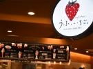 【道の駅滝宮】苺のスイーツショップやいちごの土産物がいっぱい♪